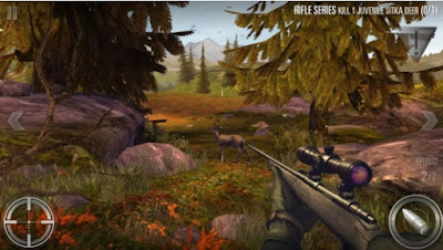 deer hunter 2017 mod apk + data