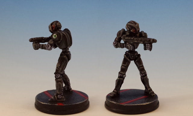 Elite HK Assassin Droid, FFG Imperial Assault (2015, sculpted by B. Maillet)
