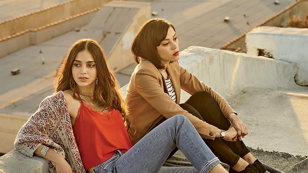 Lyn y Emma en la nueva serie de Starz: 'Vida'