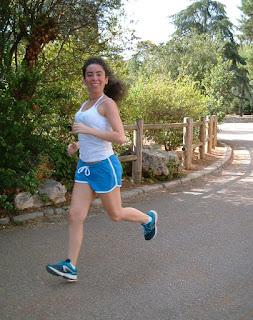 Silvana Calabrese Attività fisica Parco Due Giugno