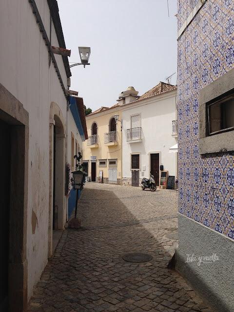 Tavira calles del centro