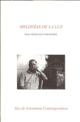 Melodías de la luz, para Francisco Fernández, Ancile
