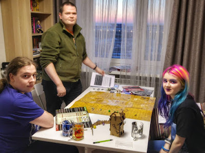 Tabletop RPG SW EotE beginer adenture at home
