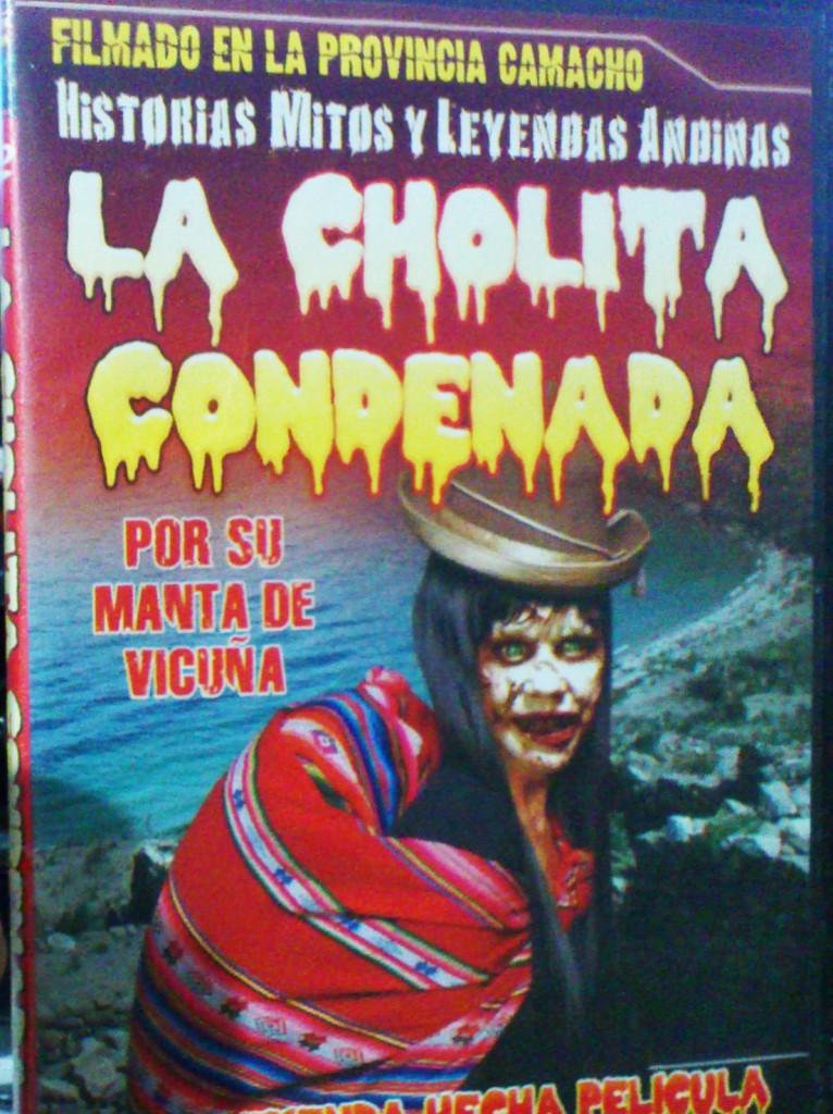 La Cholita Condenada Por Su Manta De Vicuña (2012)