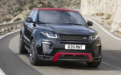 Range Rover Evoque Ember Edition 2017