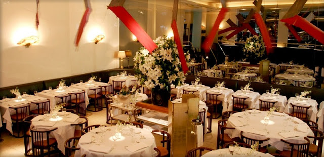 Restaurante Mr Chow em Nova York