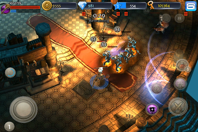 2dm615c Dungeon Hunter III chega dia 21 deste mês para iPhone, iPad e iPod Touch