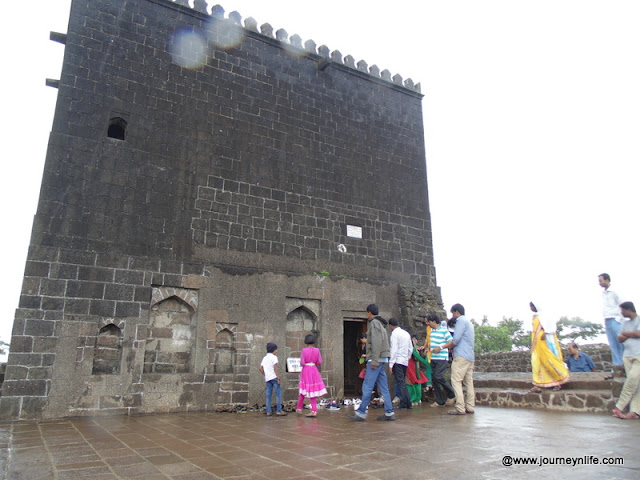 Shivneri fort - Birth place of Shijavi Maharaj near Pune