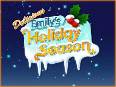 Delicious Emily's Holiday Season Cover Logo Banner