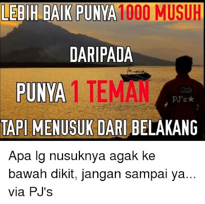 18 Meme Lucu 'Teman' Ini Kocak Banget, Teman Macam Apa Ini!