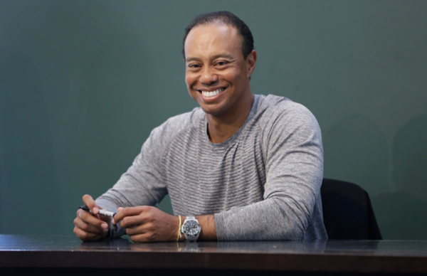 Tiger Woods admits he may never play competitive golf again as he recovers from back injury