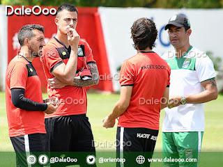 Marcel Román - Pablo Zeballos - Guillermo Viscarra - Ronald Arana - Oriente Petrolero - DaleOoo