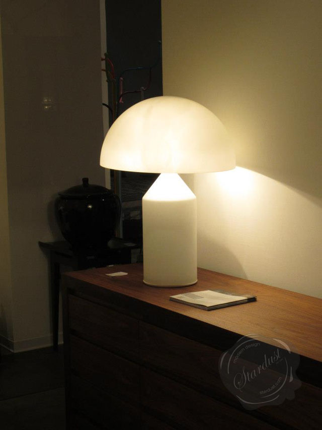 Simple Table Lamp Design