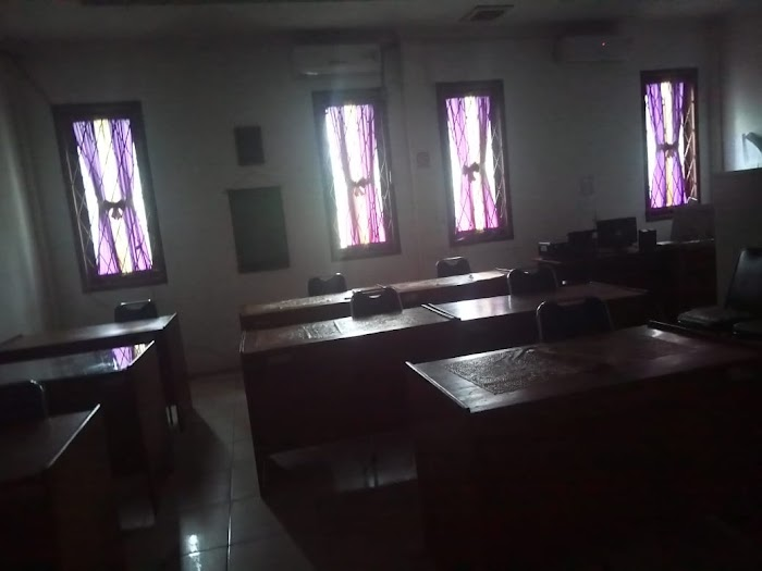 Kontor Sekdakab Lampura  Sepi Tak Berpenghuni Saat Jam Kerja