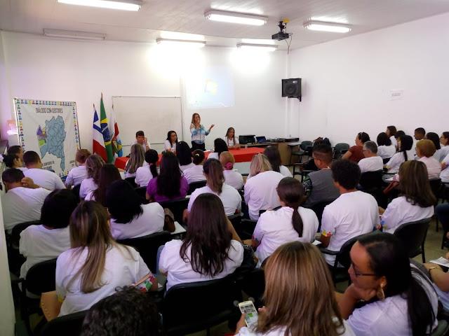 Secretaria da Educação do Estado promove Diálogo com Gestores em Barreiras