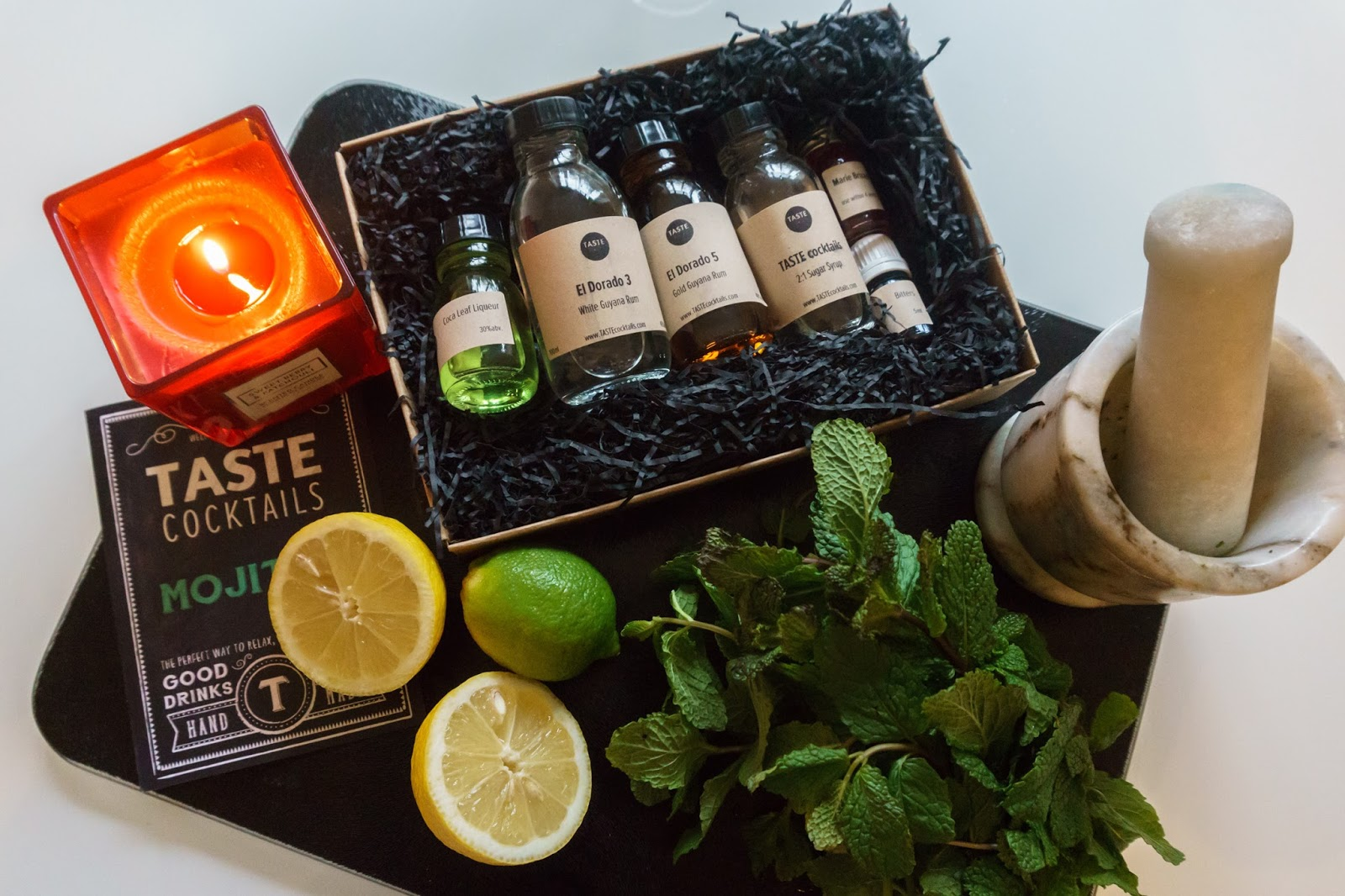 Taste Cocktails Subscription Box London