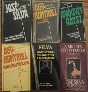 Agykontroll könyvek a 90-es évek elejéről