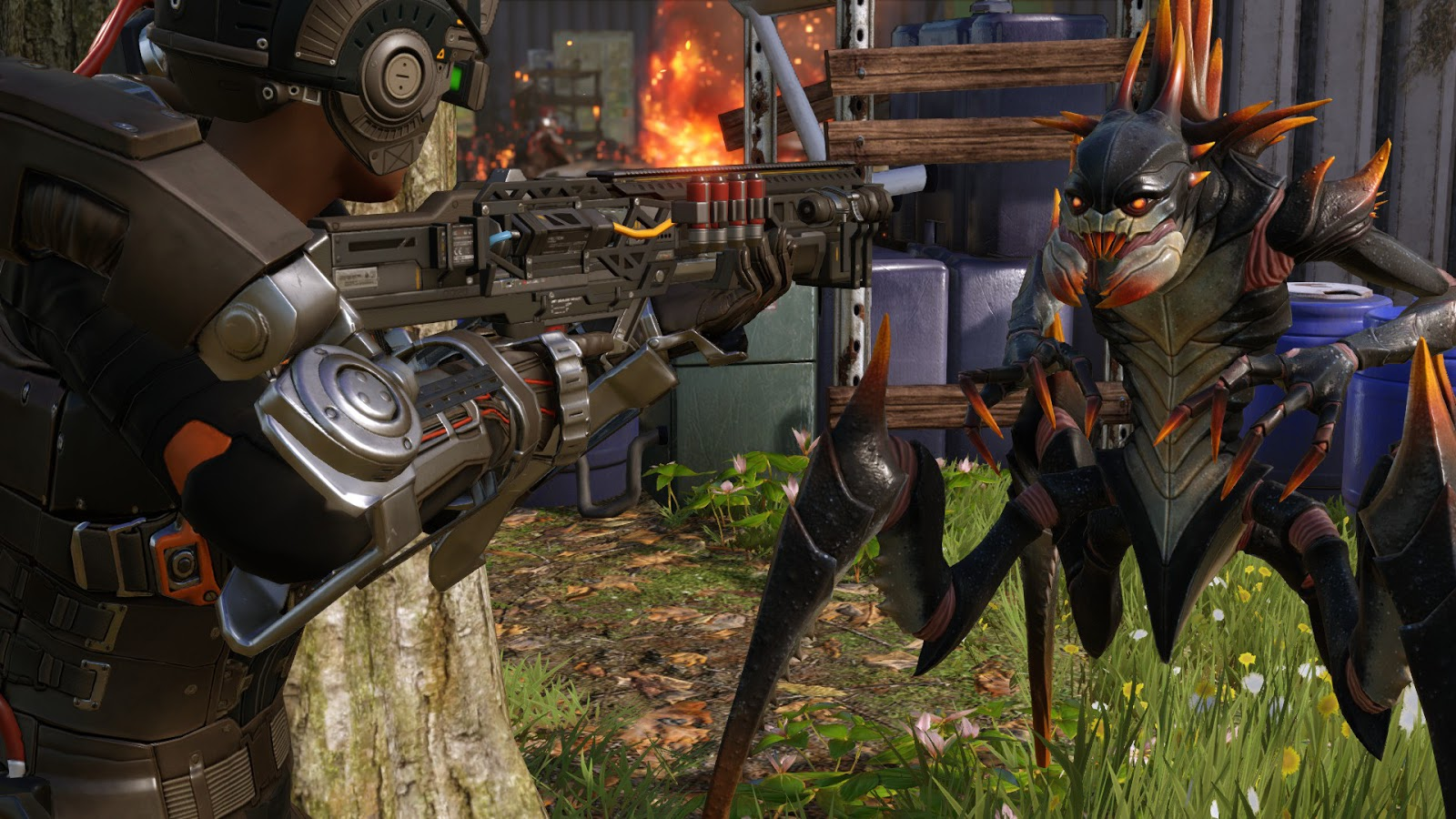 Xcom Chryssalid Game Drop Zone: Review...