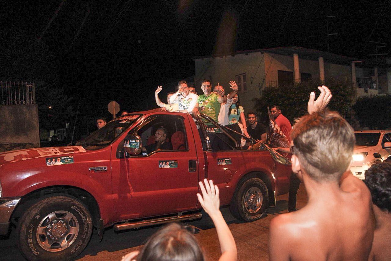 5847513f1 Maranguape se vestiu de esperança na luta por um Ceará cada vez mais forte.