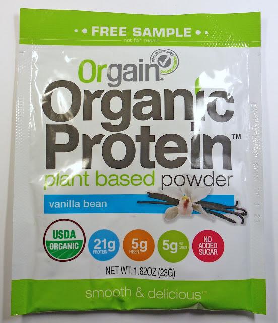 Orgain Organic Protein in Vanilla Bean