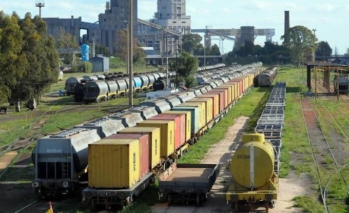 """""""El ferrocarril extendería el área de influencia de Bahía Blanca"""""""