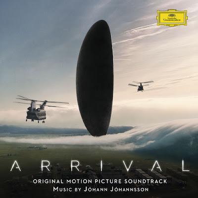 arrival Jóhann Jóhannsson – Arrival (Original Motion Picture Soundtrack)