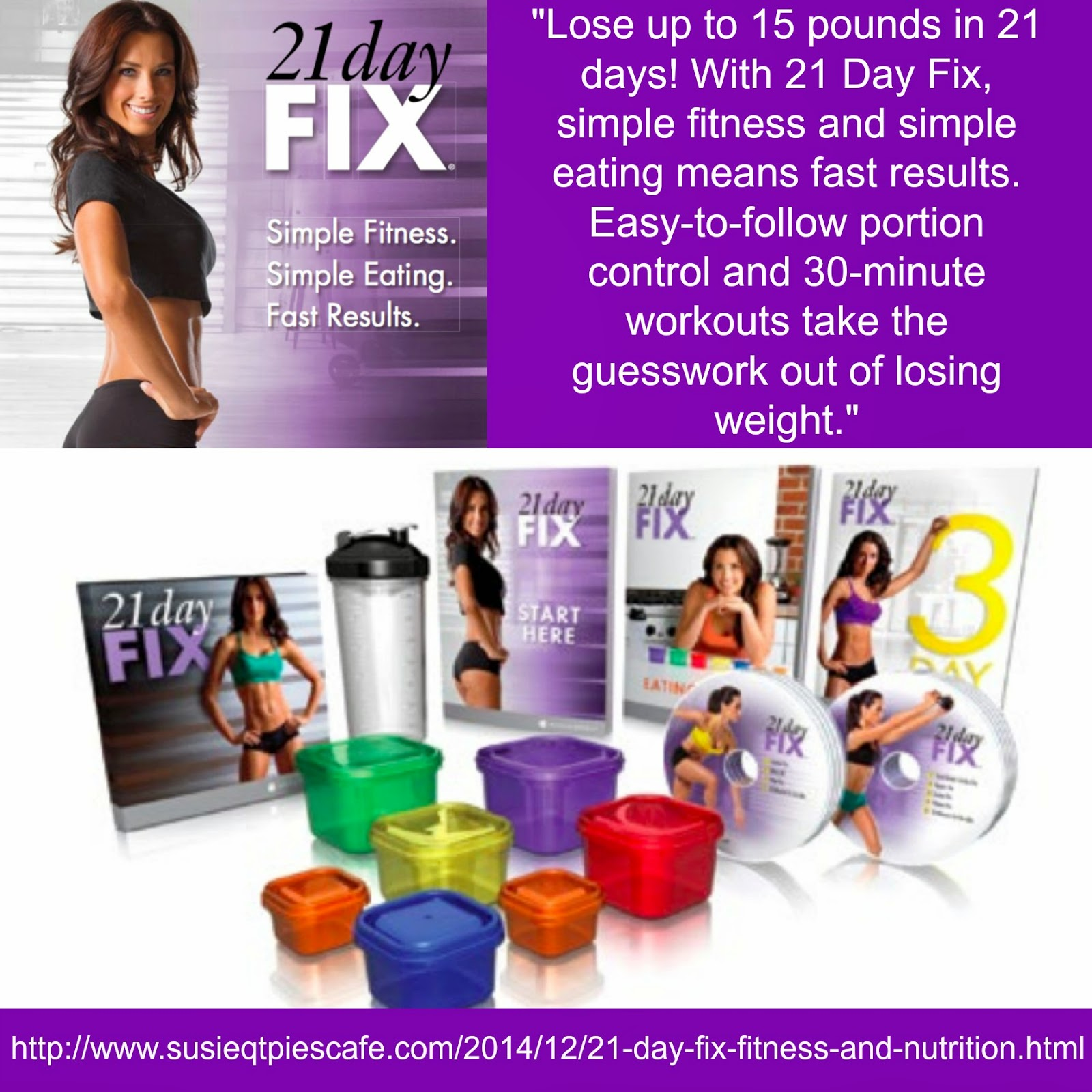 Susieqtpies Cafe Why All The Buzz On The 21 Day Fix