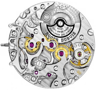 Calibre Roger Dubuis RD681