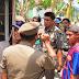 Puluhan Personil Satpol PP Tertibkan Bangunan Liar Depan Pintu Masuk Pelabuhan Benteng