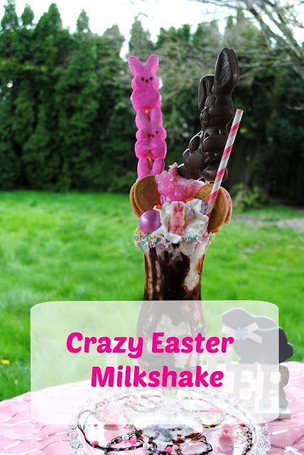 Crazy Easter Milkshake ideas on FizzyParty.com