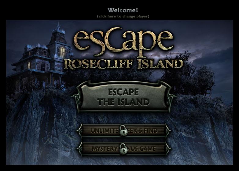 Escape Rosecliff Island - Katılımsız+Full Oyun