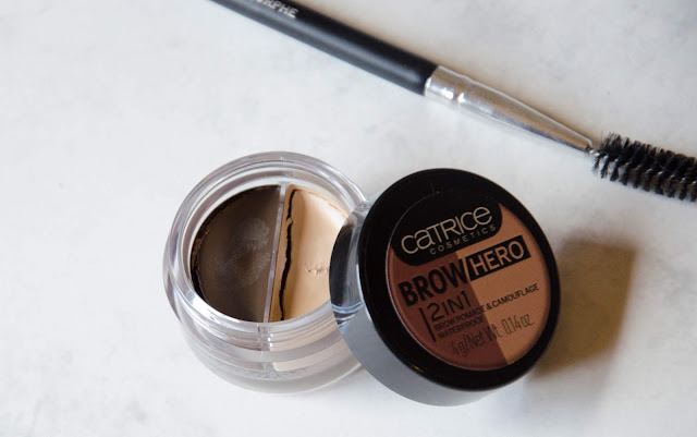 Catrice Brow Hero / La pomade sourcils Mention trés bien !