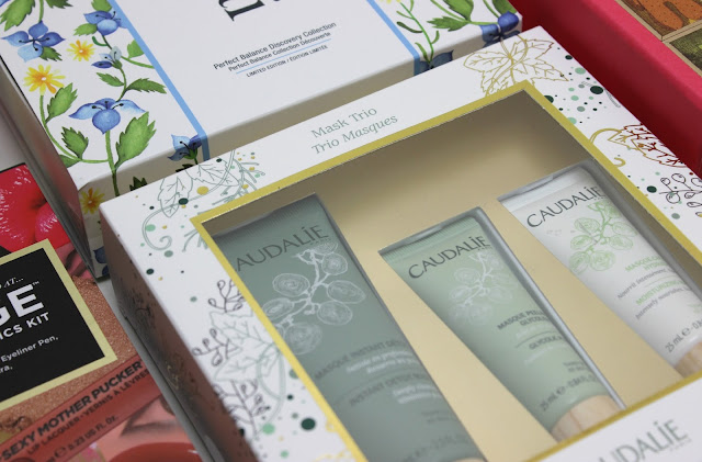 A picture of Caudalie Mask Trio Gift Set