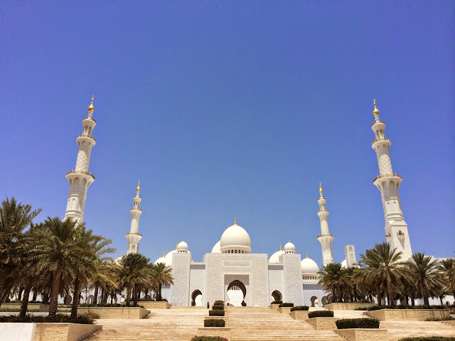 abu dhabi onde fica