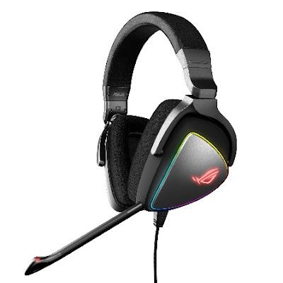 Headset - Rog Delta