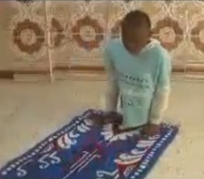 Pemuda yang taat beribadah