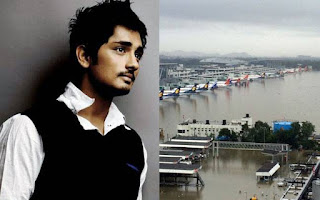 Actor Siddharth shows his Real Character