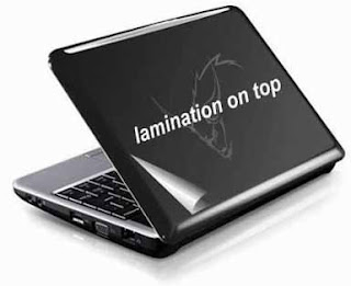 Laminating Laptop