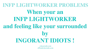 INFP Lightworker