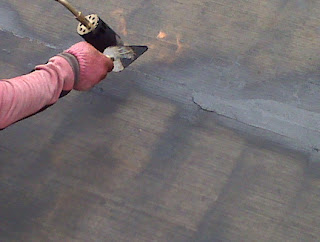 cara bakar waterproofing membrane