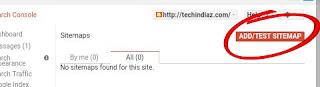 Blogger Sitemap Google Me Kaise Submit Kare
