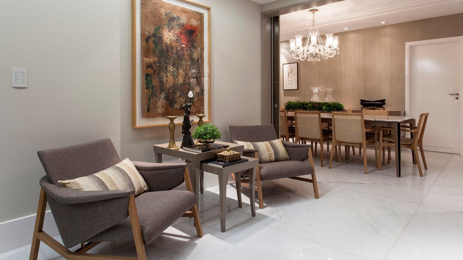 Sala De Estar Tem Tv ~ Salas de estar, jantar, tv, bate papo e varanda decoradas com cor