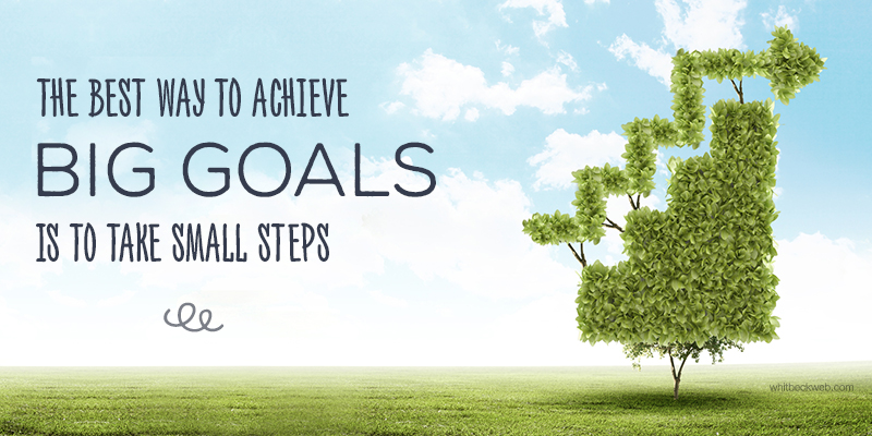 Image result for small steps to success