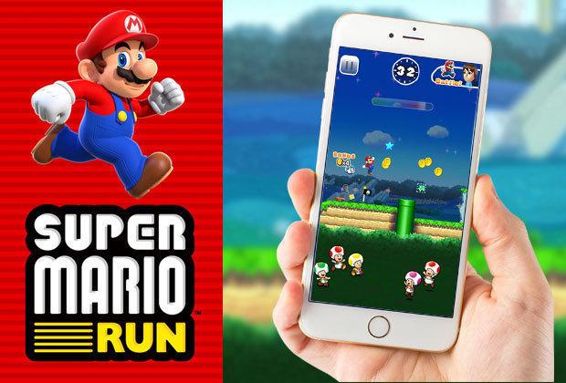 Até agora, a Nintendo diz que o Super Mario Run gerou uma receita de 53 milhões de dólares