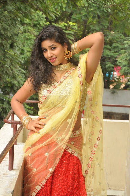 South actress pavani latest spicy pics