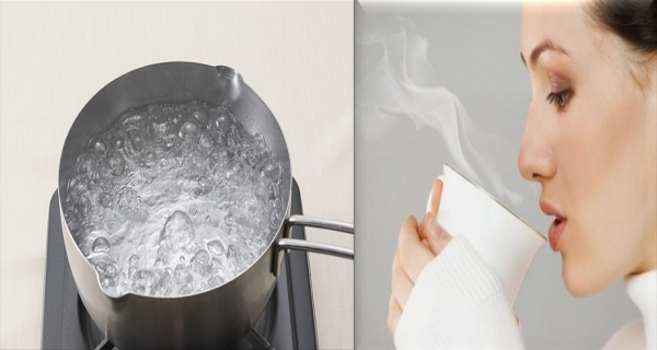 Know the amazing benefits of drinking hot water