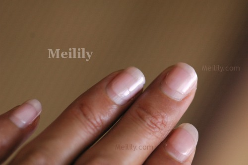 Shellac Nail Polish On Natural Nails