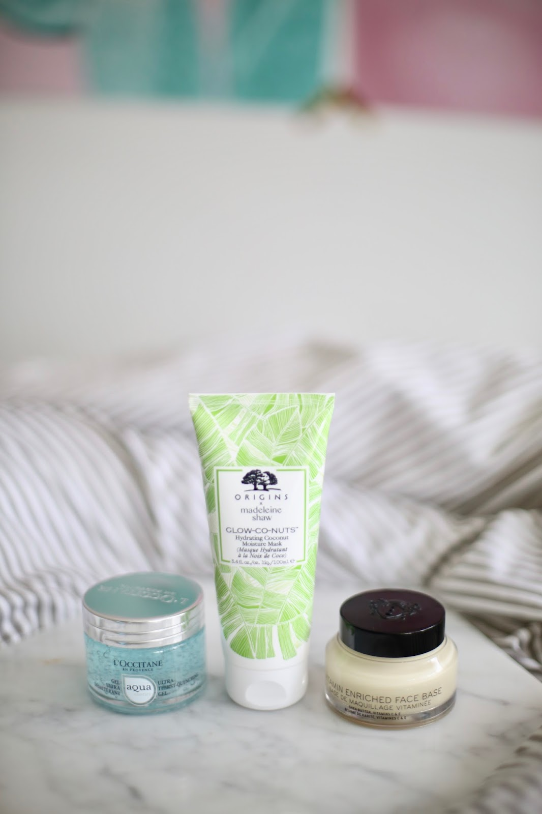 Origins x Madeleine Shaw Glow-Co-Nuts Hydrating Coconut Moisture Mask