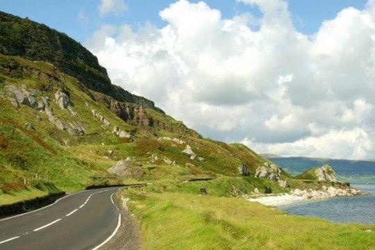 Glens of Antrim, Irlandia Utara