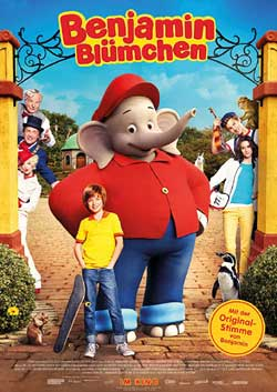 Benjamin the Elephant (2020) (2019)